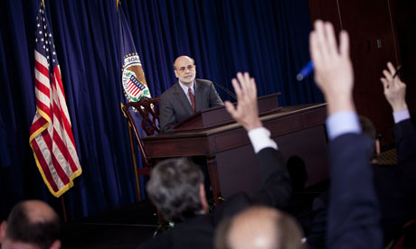 Ben Bernanke Deficit Reduction Vote
