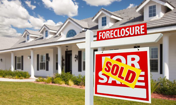Foreclosure Levels are The Lowest