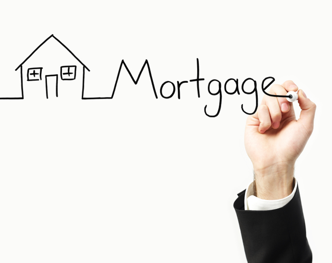 Mortgage Refinance House