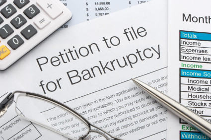 Pettition to file for Bankrupcy