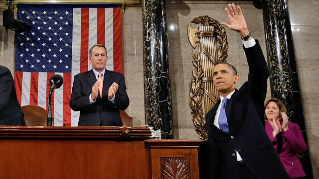 Obama's State Of The Union Address 2013